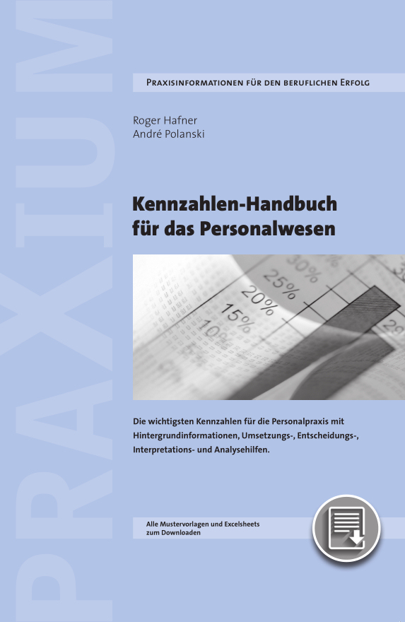 Unser Personalcontrolling-Bestseller