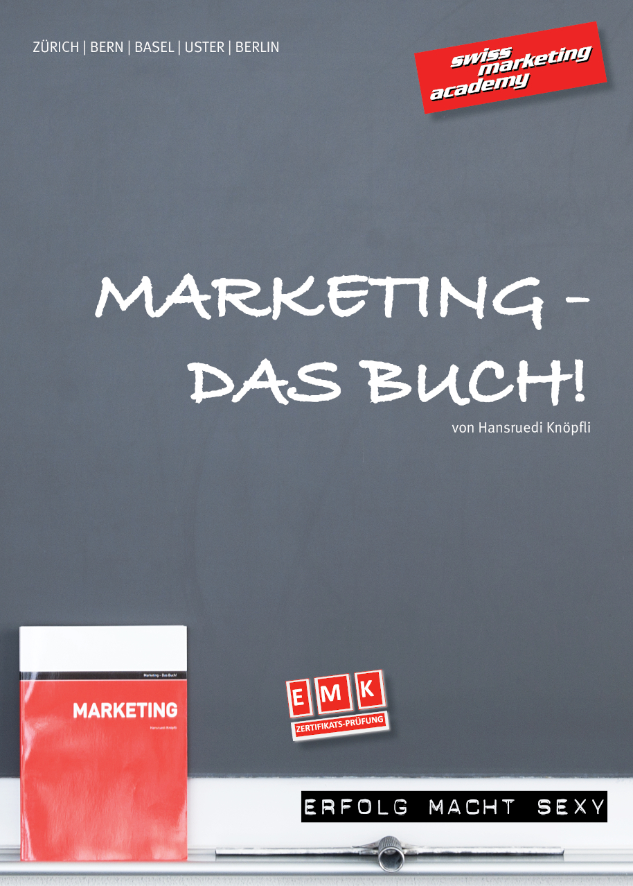 Marketing - das Buch