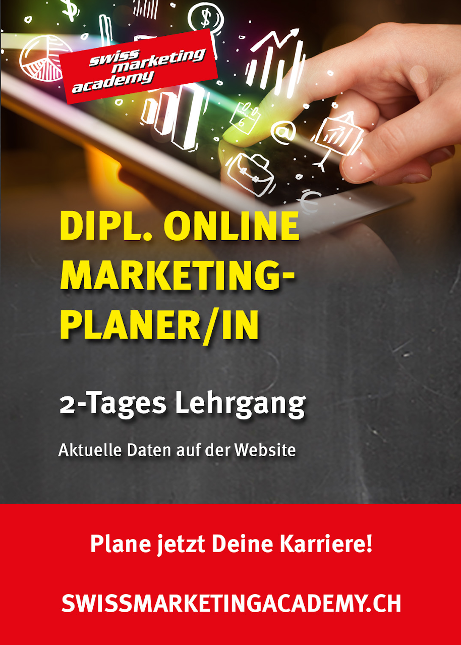 Dipl. Online Marketing-Planer/in